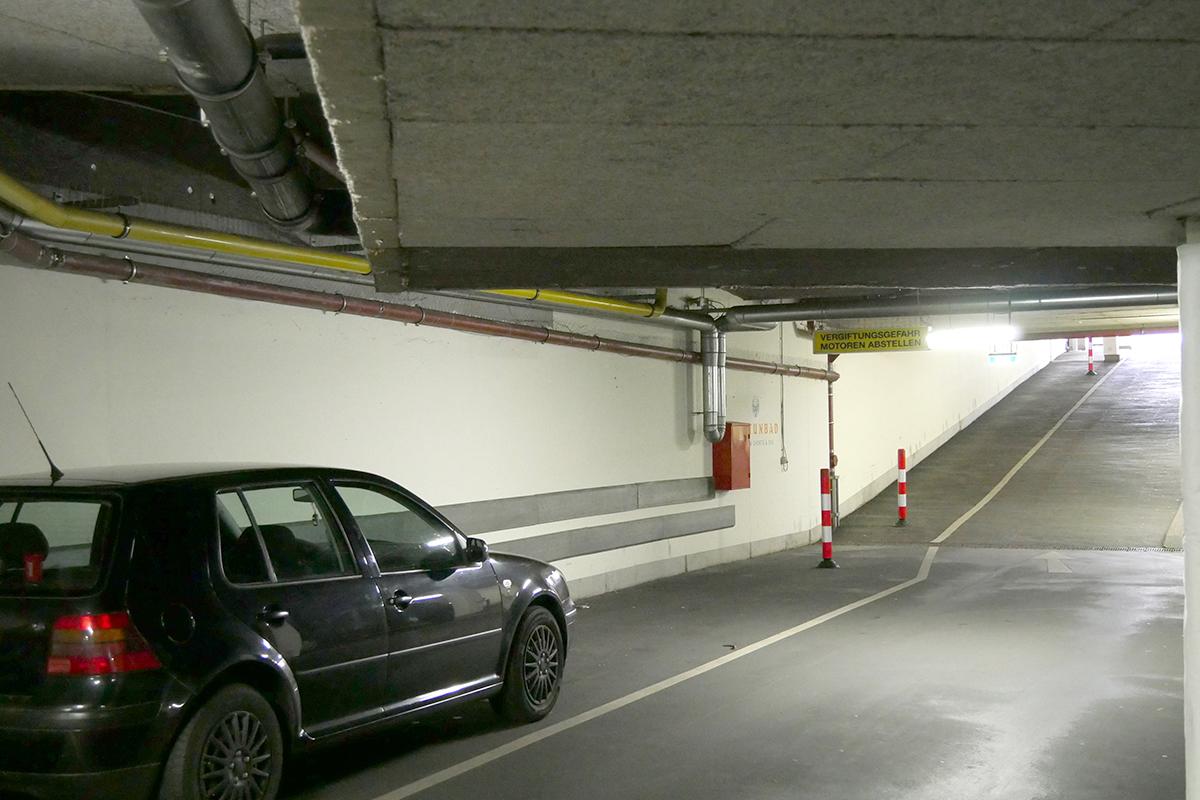 Referenzen Anprallschutz Säulenschutz