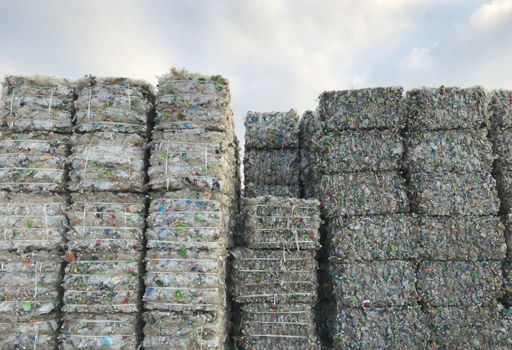 Nachhaltig handeln. Schutzsysteme aus recyceltem Kunststoff.